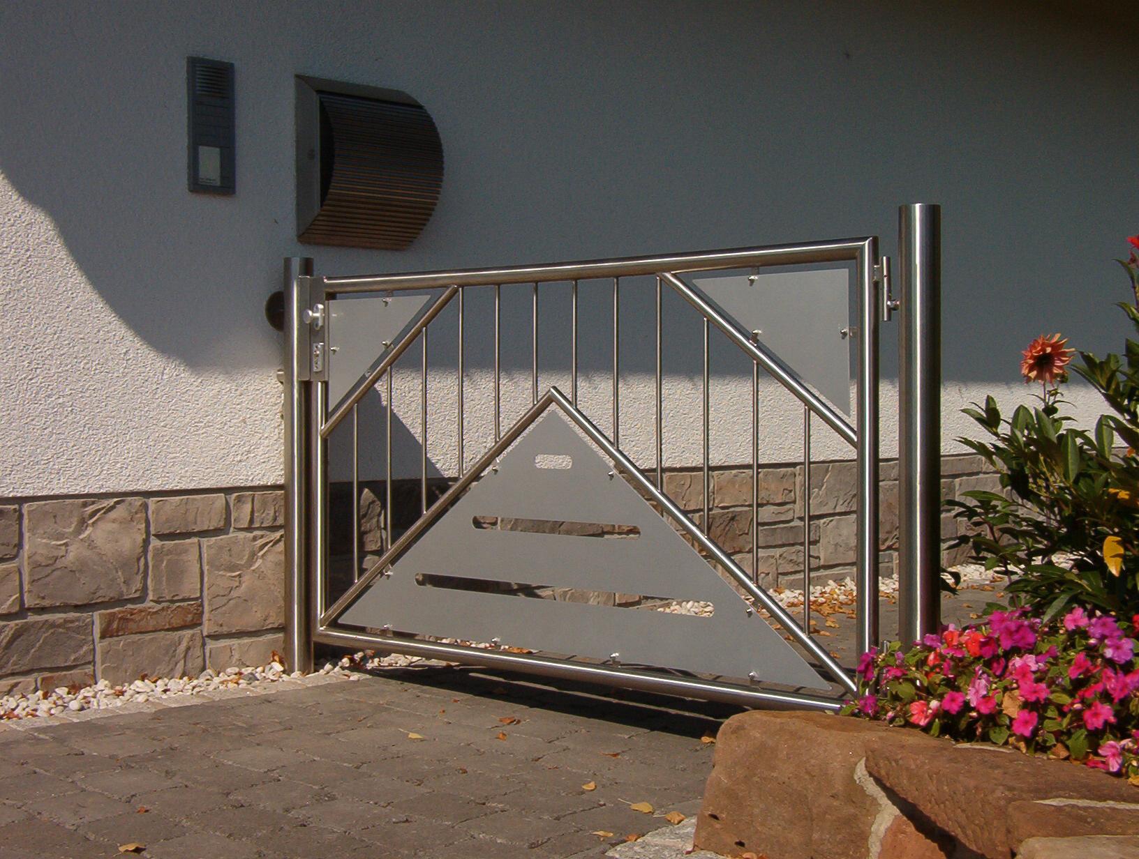 Tür »T1« von Metallbau Becker & Vogt